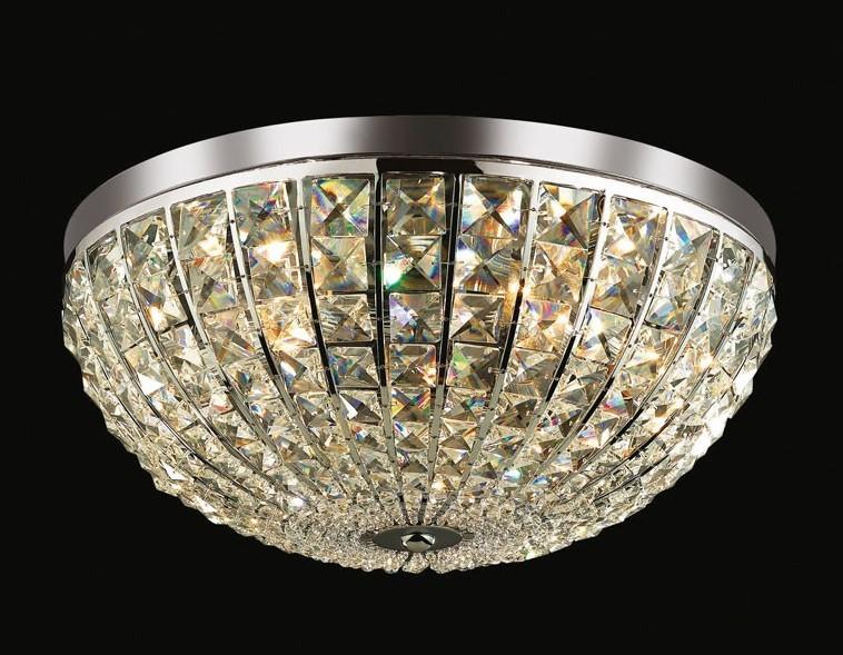 lampadari brilliant : Plafoniera 8 becuri E14 CALYPSO 066424 IDEAL LUX