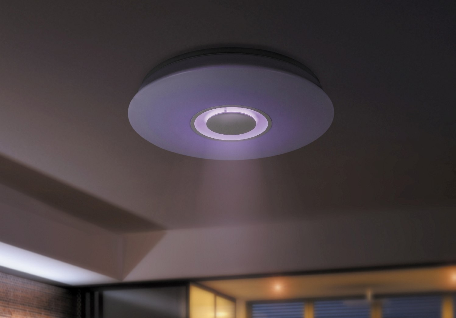 Plafoniere Bluetooth : Plafoniere bluetooth wish app control led music ceiling lights