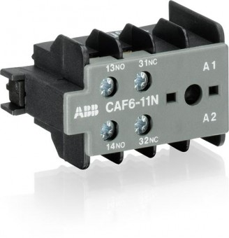 Mini contactor 3 poli 7A 12V DC BC7-30-01-07 ABB