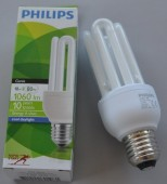 Bec economic Philips Genie 18W E27 CDL