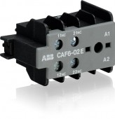Contact auxiliar frontal 2NC CAF6-02E ABB