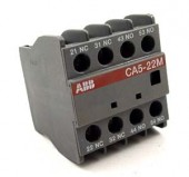 Contact auxiliar frontal 2NO+2NC CA5-22M ABB